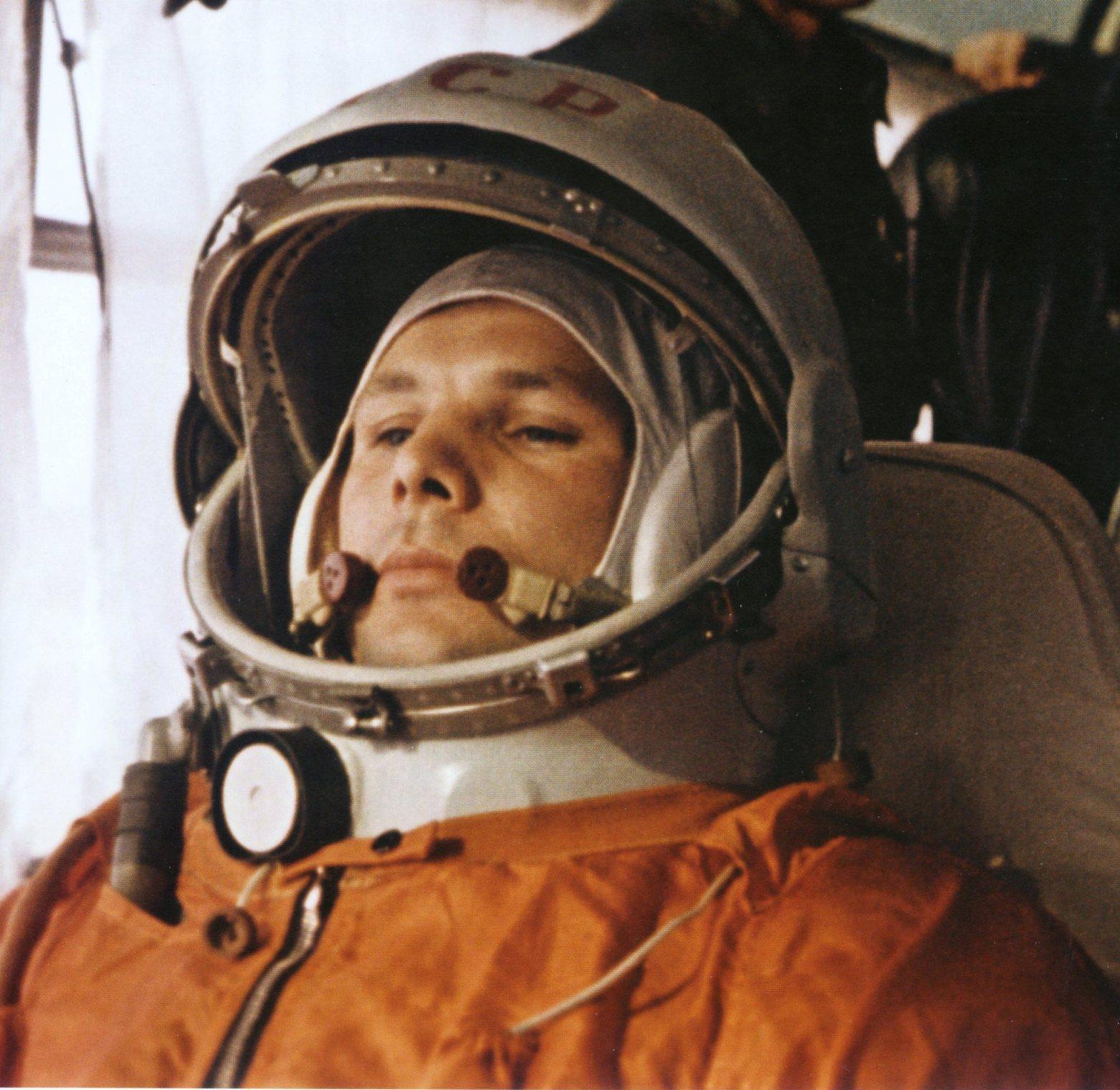 Lennä Juri Gagarin